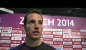 ATHLÉ - ChE - Lavillenie : «Donner le maximum»
