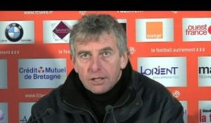 FCL - Gourcuff : «On doit faire le break»