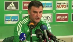 FOOT - L1 - ASSE : Ce que Galtier attend de Guilavogui