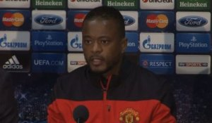 FOOT - C1 - MU : Evra s'inspire de France - Ukraine