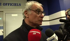 FOOT - L1 - ASM - Ranieri : «La victoire de l'intelligence»