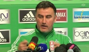 FOOT - L1 - ASSE - Galtier : «On va tout donner»