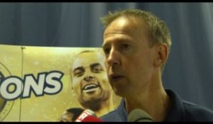BASKET - CM - BLEUS - Collet : «Aller le plus loin possible»