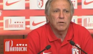 FOOT - L1 - LOSC - Girard : «Valenciennes ? Un collectif costaud»