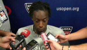 TENNIS - US OPEN - Monfils: « Tranquillement... »