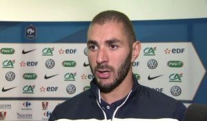 FOOT - BLEUS - Benzema: « On a un vrai groupe »