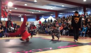 Les russes Predatorz champions du monde 2014 de break-dance, au Battle Sixty-One