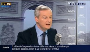 Bourdin Direct: Bruno Le Maire - 19/01
