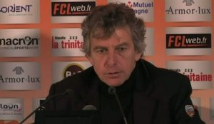 FOOT - L1 - FCL - Gourcuff : «Très content»