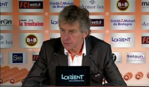 FOOT - L1 - FCL - Gourcuff : «Quand on perd on n'est jamais content ...!»