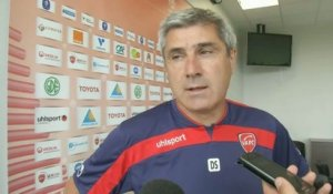 FOOT - L1 - VAFC - Sanchez : «On joue le maintien»