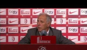 FOOT - L1 - LOSC - Girard : «Costauds et solides !»
