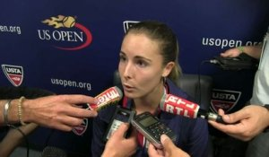 TENNIS - US OPEN - Cornet : «Azarenka est une machine»