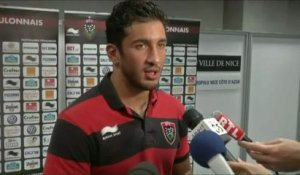 RUGBY - TOP 14 - RCT : Mermoz s'en contente