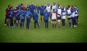 RUGBY - XV DE FRANCE : La semaine du XV de France