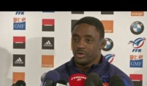 RUGBY - XV DE FRANCE - Nyanga : «On est en progression»