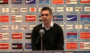 FOOT - L1 - EAG - Gourvennec : «On avance»