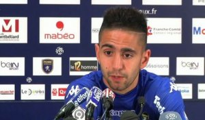 FOOT - L1 - SCB - Boudebouz : «On s'en sort bien...!»