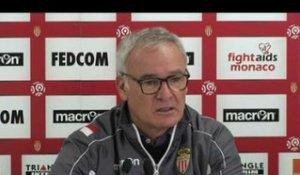 FOOT - L1 - ASM - Ranieri : «Un grand test»