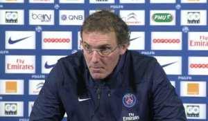 FOOT - L1 - PSG - Blanc : «On a du monde, mais...!»