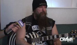 NAMM 2015: Zakk Wylde Talks Wylde Audio