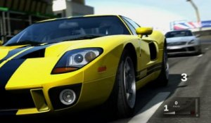 Extrait / Gameplay - Forza Motorsport 3 (Ford GT Run)