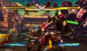 Trailer - Street Fighter X Tekken (Gameplay Trailer)