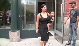 Kim Kardashian vante les talents musicaux de North West
