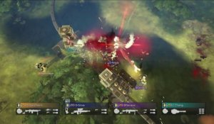 HELLDIVERS - Launch Trailer   PS4, PS3, PS Vita