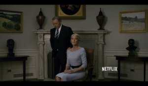 House of Cards Saison 3 - nouveau teaser