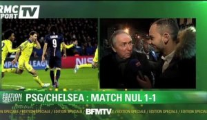 "Football / Houiller : ""La vraie revanche sera à Stamford Bridge"" 17/02"