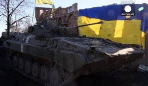 Ukraine : Washington et Londres haussent le ton face au Kremlin