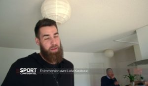 Sport Confidentiel : En immersion avec Luka Karabatic
