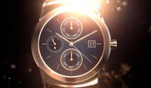 LG Watch Urbane - Official Product Video (Trailer)