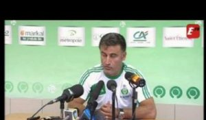 ASSE - Galtier : «un engagement total»