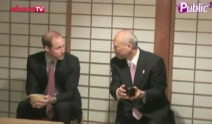 Exclu Vidéo : Le Prince William au Japon sans Kate Middleton