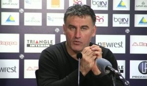 Foot - L1 : Galtier : «A force de rendre le ballon...»