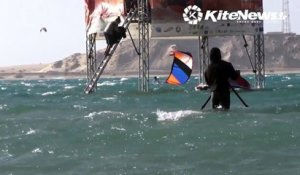 PKRA Dakhla 2014 - Live finale Marc Jacobs vs Christopher Tack