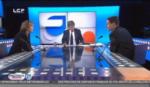 Politique Matin : Philippe Dallier (UMP), Marie-George Buffet (PCF)