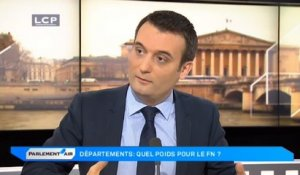 Parlement'air - L'Info : Invité : Florian Philippot (FN)