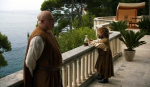 Teaser Game of Thrones Season 5: Tyrion & Varys