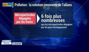 Pollution aux particules fines : la solution innovante de Tallano