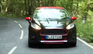 Ford Fiesta 1.0 Ecoboost 140 ch Black edition