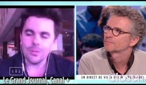 Denis Brogniart dans le Grand Journal