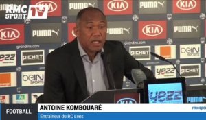 "Football / Kombouaré : ""Comment on a fait pour perdre ce putain de match ?"" 05/04"