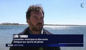 Barcarès : une kite-surfeuse victime d'un accident mortel