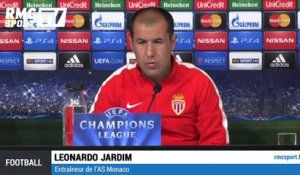 "Football / Ligue des champions - Jardim : ""On mérite le respect"" 13/04"