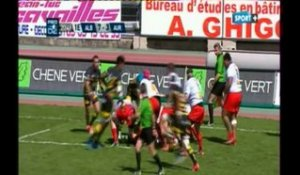 Rugby pro D2 Albi Aurillac