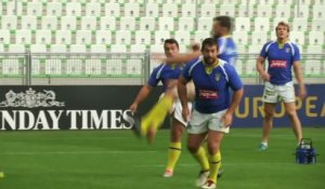 Rugby - CE : Les clubs tricolores supplantent le XV de France