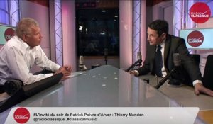 Thierry Mandon, invité de PPDA (22.04.15)